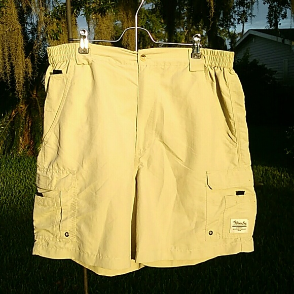 Bimini Bay Outfitters Other - Bimini Bay Hybrid  Outdoor Shorts